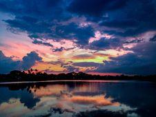 Free Sunset Reflections Stock Photos - 92653733