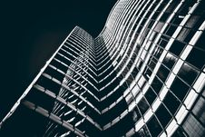 Free Curved Facade Royalty Free Stock Photography - 92653847