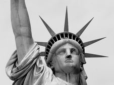Free Statue Of Liberty Royalty Free Stock Photo - 92653895