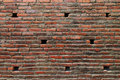 Free Thw Brick Wall Of An Old Castle Stock Images - 9272614