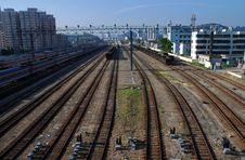 Free Railways Stock Photography - 9270162