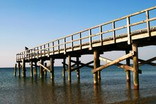 Free Pier Royalty Free Stock Photo - 9270605