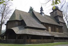 Free Church In Poland Stock Photo - 9270660