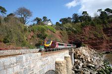 Free Train Stock Image - 9271061