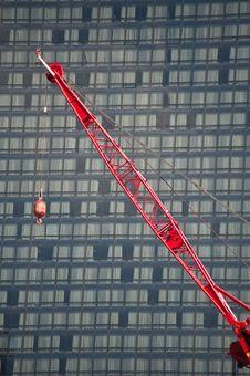 Free Contruction Crane Stock Photo - 9271290