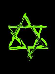 Free Judaic Symbol Royalty Free Stock Photo - 9271295
