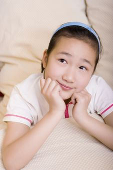 Free Chinese Girl Royalty Free Stock Images - 9271789