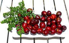 Free Bequia Plums Royalty Free Stock Photos - 9271798