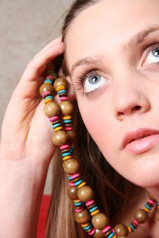 Free Female Model Stock Photography - 9271872