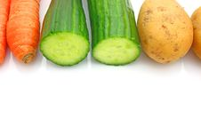 Free Vegetables Royalty Free Stock Images - 9271929
