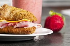 Free Breakfast Royalty Free Stock Image - 9273296