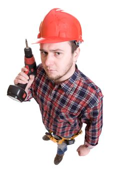 Free Worker Stock Image - 9273451