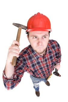 Free Worker Stock Photography - 9273472