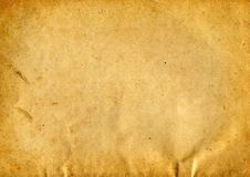 Free Old Paper Grunge Background Royalty Free Stock Image - 9274836