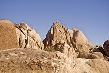 Free Desert Boulders Royalty Free Stock Photography - 9275697