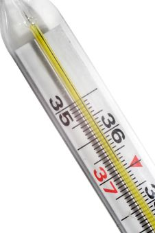 Free Thermometer Stock Image - 9275731