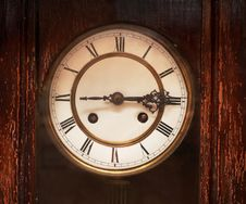 Free Antique Clock Stock Photo - 9275870