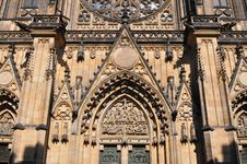 Free St.Vitus Cathedral Stock Photo - 9276090