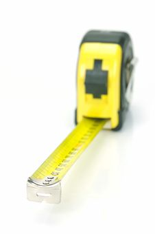 Free Measuring Tape Royalty Free Stock Photos - 9276208