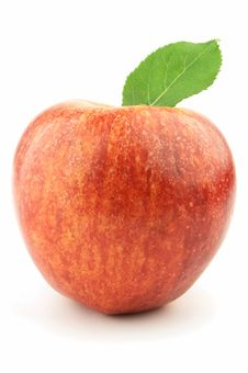 Sweet Apple Stock Photo