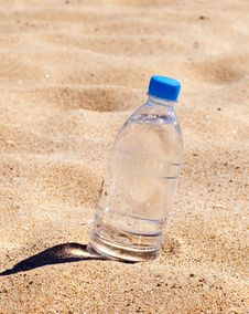 Free Water Bottle Stock Photo - 9277360