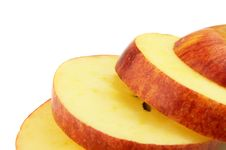 Free Cut Apple Stock Images - 9277604