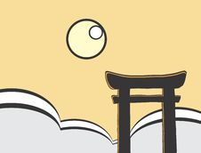 Free Tori Gate Stock Photography - 9278392