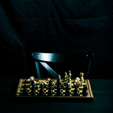 Free Chess Royalty Free Stock Photography - 9278407