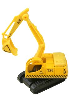 Free Toy Digger Stock Photos - 9279823