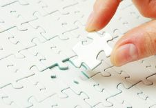 Free Puzzle Stock Photography - 9279912