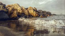 Free Rocky Shore Stock Image - 92710501