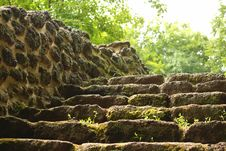 Free Old Stone Stairs Royalty Free Stock Images - 92710629