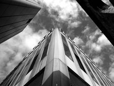 Free Looking Up At A Skyscraper Stock Photos - 92710803