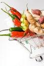 Free Shopping For Seasoning Ingredients Stock Photo - 9287040