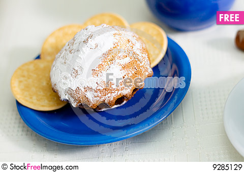 Free Tasty Muffin Royalty Free Stock Images - 9285129