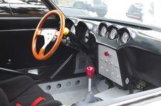 Free Antique Car S  Interior Stock Photos - 9280073