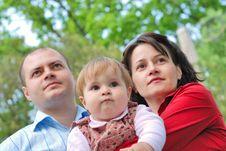 Free Family Portrait Stock Image - 9280921