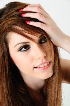 Free Lovely Female Royalty Free Stock Photo - 9281545