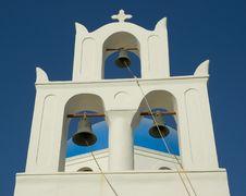 Free Santorini Houses - Churches Royalty Free Stock Photo - 9282155