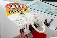 Free At The Helm Stock Photo - 9283870