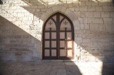Free Door Of Wamba Church Stock Images - 9283974