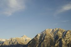 Free Pyrenees Mountains Royalty Free Stock Image - 9284406