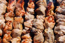 Free Delicious Meat Royalty Free Stock Images - 9285589