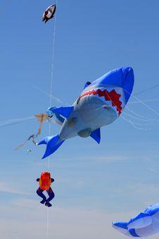 Free Kites Royalty Free Stock Photos - 9287728