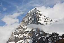Eiger North Face Stock Photos