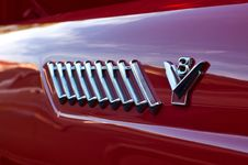 Free Ford V8 Truck Stock Photo - 92801330