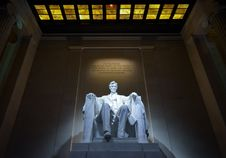 Free Lincoln Memorial Royalty Free Stock Photo - 92801425