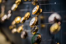 Free Watches On Display Stock Photos - 92801443
