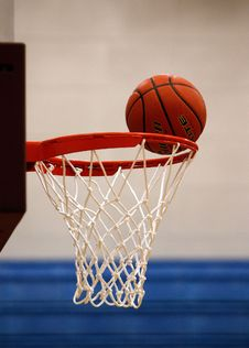 Free Basketball Shot Royalty Free Stock Images - 92801519