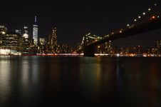 Free Manhattan From Brooklyn Royalty Free Stock Image - 92880706